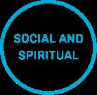 Social and Spiritual Icon